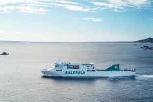 Un sixième navire GNL pour Baleària