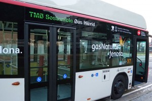 Bus hybrides GNV : le retour d'expérience de la ville de Barcelone