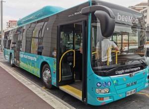 A Béziers, les nouveaux bus au gaz entrent en service