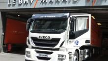 BHV Marais passe ses camions au gaz naturel avec Geodis