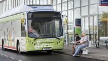 Bio-Bus – Un nouveau bus au biogaz entre en service en Angleterre