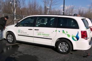 Qu�bec – La flotte municipale de Saint-Hyacinthe carbure au biogaz