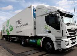 BioGNVAL : des eaux usées pour produire du bioGNL pour les camions