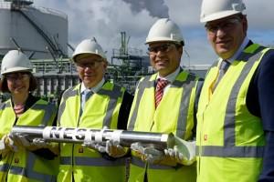 La construction de la premi�re usine bio-GPL d�bute aux Pays-Bas