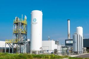 Shell ouvre la première usine de bioGNL des Pays-Bas