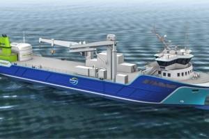 BioMar commande un navire GNL motoris� par Rolls Royce