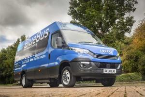 Des minibus au gaz naturel pour le centre de Londres