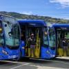Plus de 200 nouveaux bus au gaz naturel pour Bogota