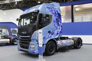 Les Transports BPFM renforcent leur flotte de camions au gaz
