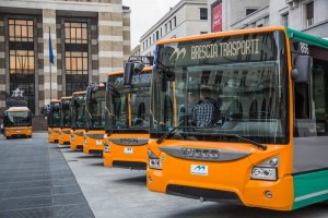 Italie : Brescia passe 100 % de ses bus au gaz naturel