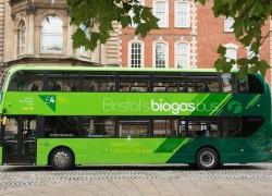 Bristol s'apprête à lancer son premier bus au biogaz