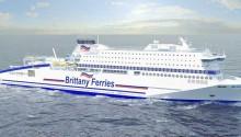 Brittany Ferries confirme la commande de son futur navire GNL