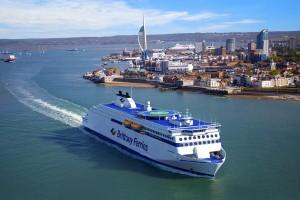 Brittany Ferries passe commande d'un nouveau navire GNL