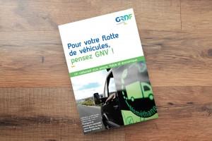 GRDF sort un nouveau guide pour promouvoir les flottes GNV