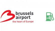 Une flotte de 40 véhicules GNV pour l'aéroport de Bruxelles