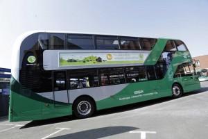 Nottingham double sa flotte de bus bioGNV