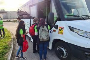 Un bus au biogaz en test à Villeneuve-sur-Lot