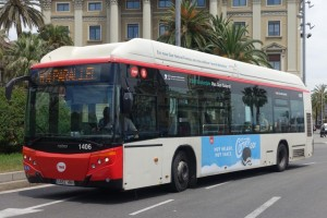 La BEI finance les bus au gaz naturel de Barcelone
