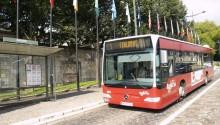 Bourges : trois nouveaux bus GNV pour Agglobus