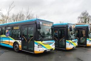 Des bus au gaz pour la Communauté Urbaine d'Arras