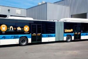 MAN livre 25 bus GNV � Bordeaux