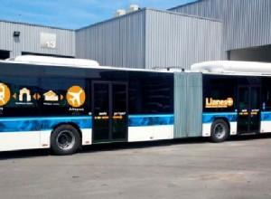MAN livre 25 bus GNV à Bordeaux