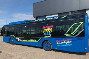 Grand Est : le Val de Briey teste un bus au gaz naturel