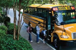 71 nouveaux bus scolaires au GNV pour Los Angeles
