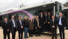 Valence : Citéa reçoit ses nouveaux bus au gaz naturel