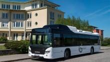 7 bus GNV Scania pour la ville de Colmar