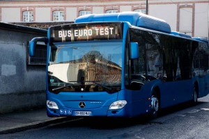 Normandie : Trans Urbain teste le bus au gaz naturel à Evreux