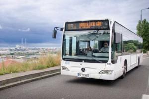 Des bus au GNV pour la Métropole du Havre