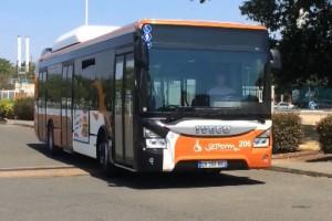 Vidéo : les bus GNV du Mans présentés par GRDF