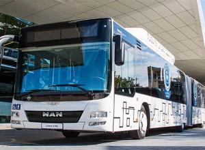 Bus GNV : Bordeaux renouvelle sa confiance à MAN