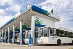 Plus de 300 bus convertis au GNV à Moscou d'ici 2020