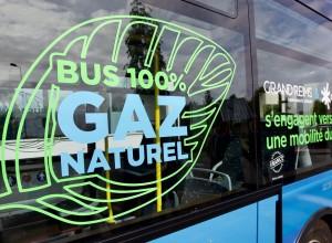 Reims : Citura met en service ses premiers bus articulés GNV
