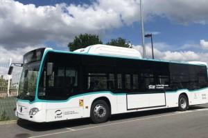 La métropole de Rennes attend 68 bus GNV