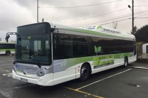 Vendée : un premier bus au gaz naturel pour La Roche-sur-Yon