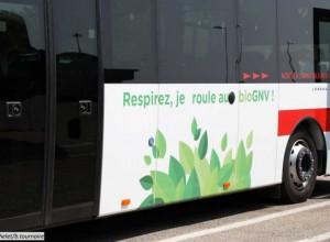 Lyon : TCL lance sa première ligne de bus 100 % gaz naturel