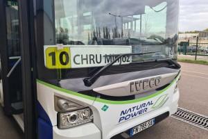 Un bus au gaz naturel en test à Besançon