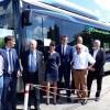 Montargis teste un bus au gaz naturel avec GRDF