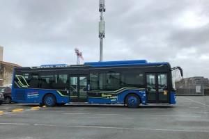 Vendée : La Roche-sur-Yon teste un nouveau bus au gaz naturel