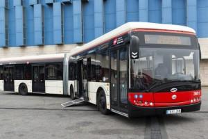 Barcelone, première ville européenne à se doter de bus articulés hybrides/GNV