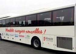La Vendée va expérimenter un bus interurbain au biométhane avec Scania