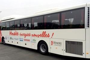 La Vend�e va exp�rimenter un bus interurbain au biom�thane avec Scania