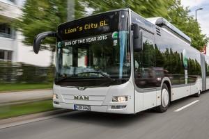 Hongrie - 75 bus GNV MAN Lion's City pour la ville de Miskolc