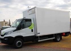 Des camions frigorifiques au gaz pour la ville de Grenoble