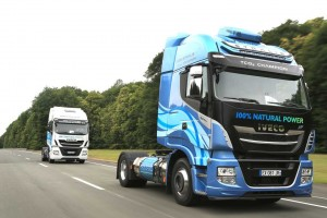 La FNTR s'engage pour faciliter l'acquisition de camions au gaz naturel