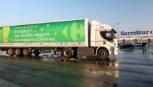 Carrefour va déployer 200 camions au biométhane d'ici 2017