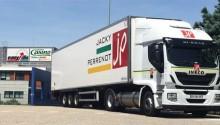 Casino va déployer 400 camions GNV d'ici 2020
